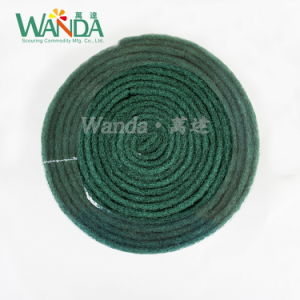 Heavy Duty Industrial Cleaning Abrasive Scouring Pad Polishing Pad in Roll pictures & photos