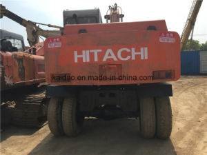 Used Hitachi Ex100wd-1 Wheel Excavator, Hitachi Wheel Excavator Ex100wd-1 pictures & photos