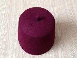 Muslim Wool Fez Cap Hat Islamic Wool Hat pictures & photos