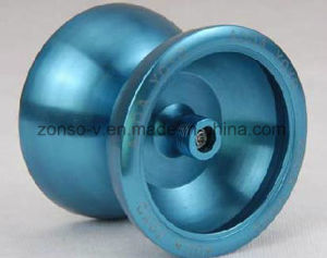 OEM Aluminum 6061 Yoyo Ball Precision CNC Machining with Anodizing pictures & photos