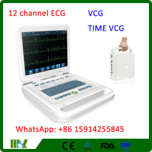 2017 New Arrival High-End Portable 12 Channel ECG Machine Price