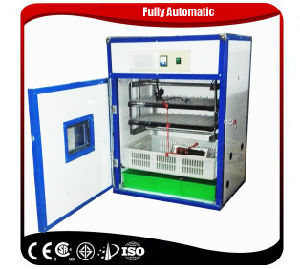 Automatic Quail Egg Poultry Incubator Hatching Machine for Sale Bubai pictures & photos