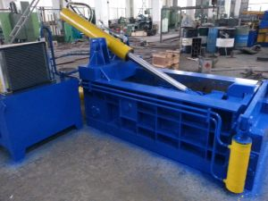 Used Metal Recycling Equipment Scrap Metal Baler pictures & photos