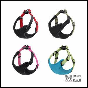 Easy Walk Comfortable Reflective Safety Pet Dachshund Dog Vest Harness pictures & photos