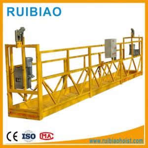 Zlp800 Type Suspended Platform Aluminum Platform pictures & photos