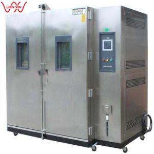 Programmable Controller High-Low Temperature Environmental Walk-in Test Chamber pictures & photos