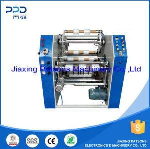 Stretch Film Slitter Rewinder Machinery pictures & photos
