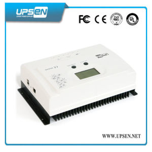 12/24V Intelligent Solar MPPT Charge Controller for off-Grid Solar System pictures & photos