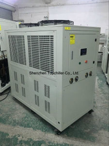 20HP Glycol Air Cooled Water Chiller Used in PVC Foaming pictures & photos