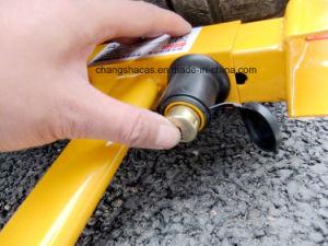 Portable Strong Wheel Clamp pictures & photos