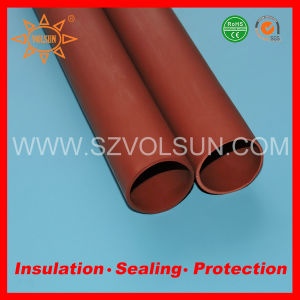 Low Voltage PE Material Heat Shrinkable Busbar Insulators pictures & photos