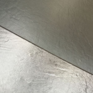"Slate Embossed PVC Dry Back / Glue Down / Vinyl Floor Tiles (18""X18′′, 36′′x36′′) pictures & photos"