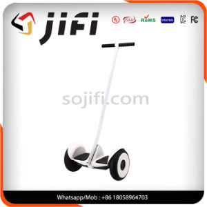 10.5 Inch Two Wheel Balance Self Balancing Scooter Hoverboard with Armrest pictures & photos