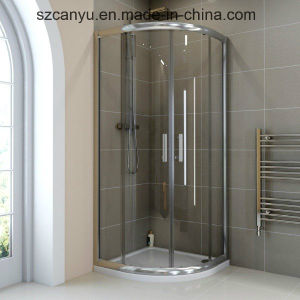 Free Standing Glass Shower Enclosure, Simple Shower Room Glass bathroom pictures & photos