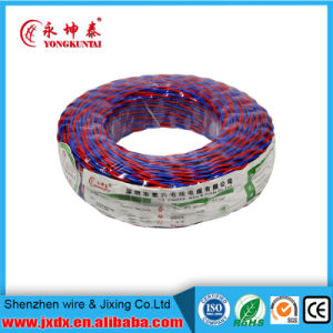 Rvs PVC Insulated Flexible Twin Twisted Electrical/Electric Power Cable Wire pictures & photos