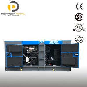 125kVA Isuzu Silent Diesel Generator Set pictures & photos