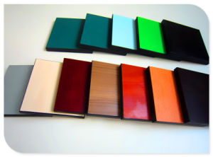Glossy Surface and Matt Surface High Phenolic Resin Panel pictures & photos