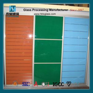 Silkscreen Print Glass for Home /Hotel pictures & photos