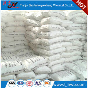 99% Detergent Making Caustic Soda Flakes pictures & photos