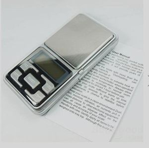 200g/0.01g Mini Portable Digital Electronic Jewelry Pocket Weight Scale pictures & photos
