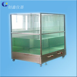 IEC60529 Ipx7 Immersed Glass Box