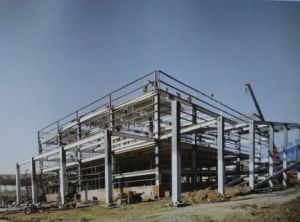 Industrial Prefabricated Steel Structural Mezzaninel Floor pictures & photos