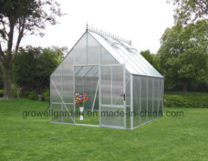 Walk-in Hobby Ogival Greenhouse with Polycarbonate Panel Od710 pictures & photos