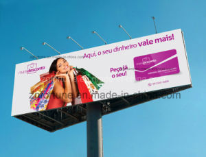High Quality Billboard Blockout Flex Banner for Advertising Printing Factory Price 440g pictures & photos
