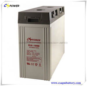 Cspower Maintenance Free Deep Cycle Solar Battery 2V 500ah pictures & photos