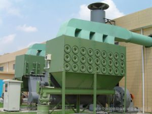 Aluminum Power Spreading Line Dust Collection Cartridge Dust Collector pictures & photos