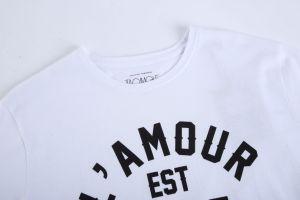 Hot Sale Fashion Cotton Printed Men T-Shirt pictures & photos