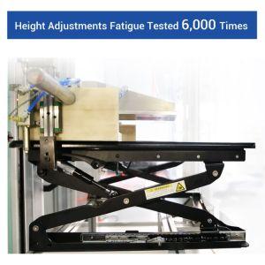 """Loctek 27"""" Wide Platform Height Adjustable Standing Desk Riser, Sit-Stand Workstation, Black (MT101S) pictures & photos"""