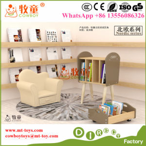 Kids Wooden Reading Classroom Preschool Furniture for Saling From Cowboy pictures & photos