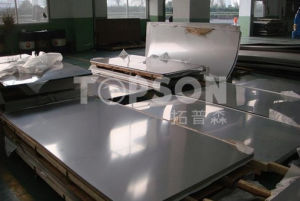 High Quality 201 304 316 2b Mill Finish Stainless Steel Sheet