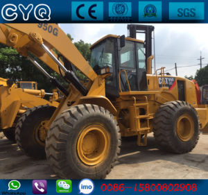 Used Cat 950gc Wheel Loader on Sale (caterpillar 950GC) pictures & photos