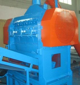 Quality Used Tyre Recycling Rubber Shredder/Waste Tire Rubber Shredder/Waste Tyre Rubber Shredder (CE/ISO9001/7 Patents Approved) pictures & photos
