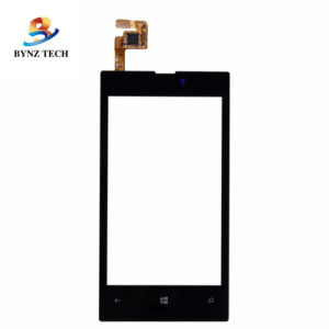 Mobile Cell Phone LCD Touch Screen for Nokia Lumia 520 N520 Glass Digitizer Parts pictures & photos