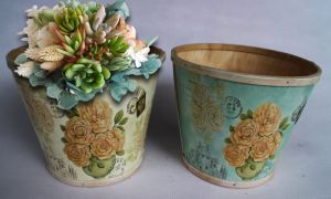 Manufacturers Selling High-Quality Practical Printing Pots pictures & photos