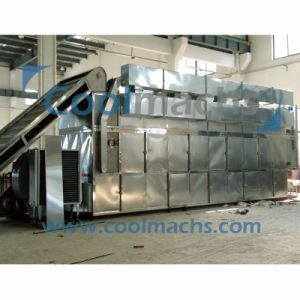 Food Drying Machine/Vegetable Slice and Dice Hot Air Dryer pictures & photos