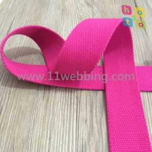 Heavy High Quality Cotton Webbing for Handbag and Belt pictures & photos