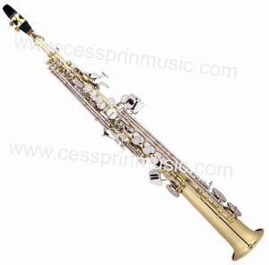 Soprano Saxophone /Straight Saxophone / Woodwinds /Cessprin Music (CPSS305) pictures & photos