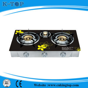 2017 Hot Sales Glasstop Gas Stove pictures & photos