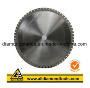 Tct Circular Saw Blade for Cutting Metal pictures & photos