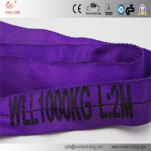 1 Ton Polyester Round Sling (E7RS010-020)
