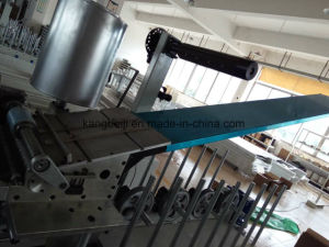 EVA Hot Melt Glue Profile Furniture Decorative Woodworking Wrapping/Coating/Laminating Machine pictures & photos