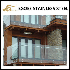 Outdoor High Quality Prices of Balcony Stainless Steel Railing Design pictures & photos