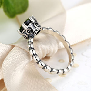 Luxury Jewelry 925 Sterling Silver Filled AAA Cubic Zirconia Ring pictures & photos