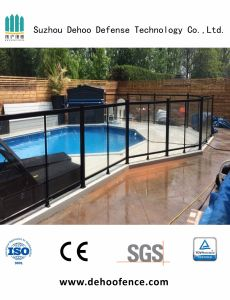 Home Decoration Veranda Building Glass Fence with High Quality pictures & photos