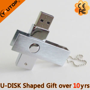 Business Metal Rotating USB Flash Memory (YT-1203-02) pictures & photos