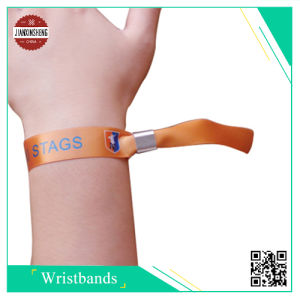Festival Sublimation Satin Wristband for Gift pictures & photos
